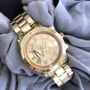 Beautiful Unisex Gold Michael KORS MK Watch